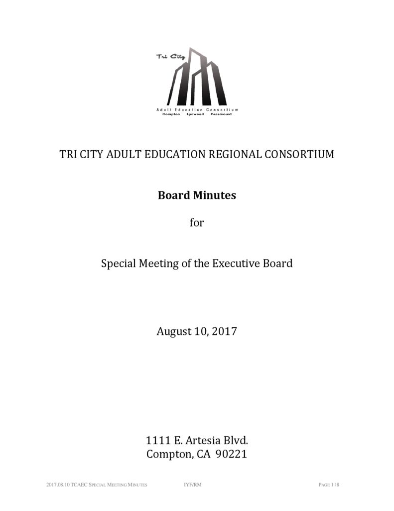 thumbnail of 2017.08.10 TCAEC Minutes (Special)