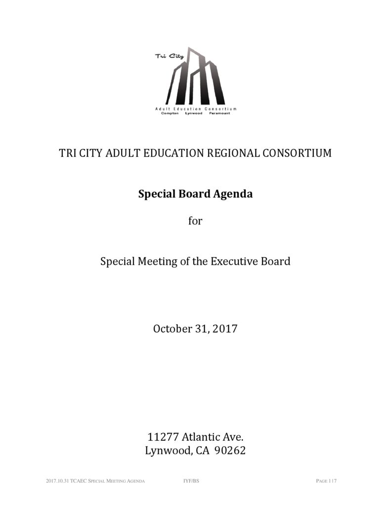 thumbnail of 2017.10.31 TCAEC Agenda (Special)